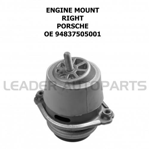 ENGINE MOUNT - RIGHT PORSCHE 94837505001