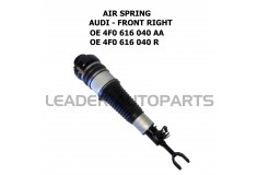 AIR SPRING FRONT LEFT - AUDI A6 4F0616040R
