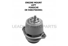 ENGINE MOUNT LEFT - PORSCHE 94837504901