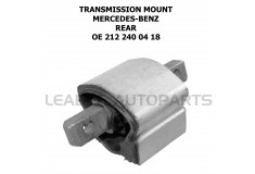 TRANSMISSION MOUNT - MERCEDES-BENZ 2122400418